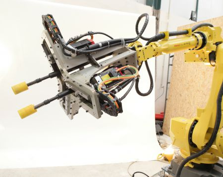 CERBERUS Automatic Screwing Robot